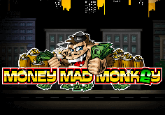 Money Mad Monkey Pokie Logo