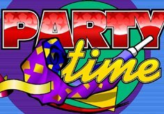 Party Time Pokie Logo