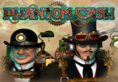 Phantom Cash Pokie Logo
