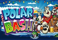 Polar Bash Pokie Logo