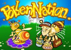 Pollen Nation Pokie Logo