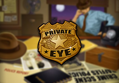 Private Eye Pokie Logo