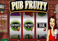 Pub Fruity Pokie Logo
