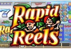 Rapid Reels Pokie Logo