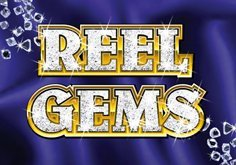Reel Gems Pokie Logo