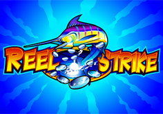 Reel Strike Pokie Logo