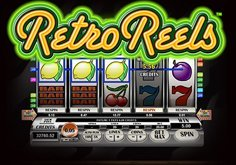 Retro Reels Pokie Logo