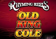 Rhyming Reels Old King Cole Pokie Logo