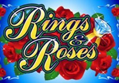Rings And Roses Pokie Logo