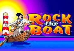 Rock The Boat Pokie Logo