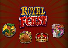 Royal Feast Pokie Logo