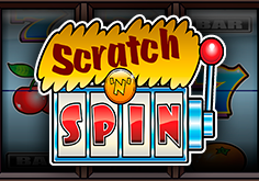 Scratch 8216n 8217 Spin Pokie Logo