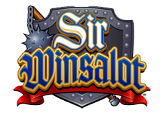 Sir Winsalot Pokie Logo