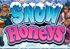 Snow Honeys Pokie Logo