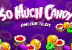 So Much Candy Pokie Logo
