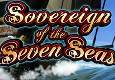 Sovereign Of The Seven Seas Pokie Logo