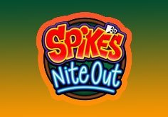 Spikes Nite Out Pokie Logo