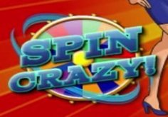 Spin Crazy Pokie Logo