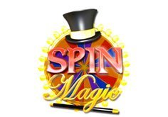 Spin Magic Pokie Logo