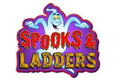 Spooks And Ladders Pokie Logo