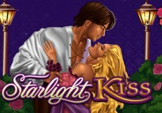 Starlight Kiss Pokie Logo