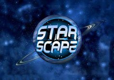 Starscape Pokie Logo