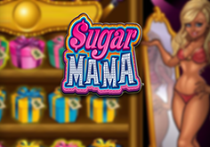 Sugar Mama Pokie Logo