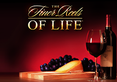 The Finer Reels Of Life Pokie Logo