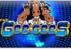 The Gee Gees Pokie Logo