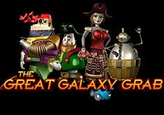 The Great Galaxy Grab Pokie Logo