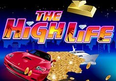 The High Life Pokie Logo