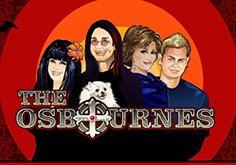 The Osbournes Pokie Logo