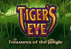 Tigers Eye Pokie Logo
