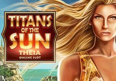 Titans Of The Sun 8211 Theia Pokie Logo