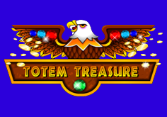 Totem Treasure Pokie Logo
