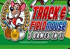 Track 038 Field Mouse Pokie Logo
