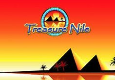 Treasure Nile Pokie Logo