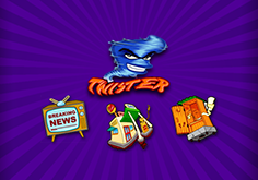 Twister Pokie Logo