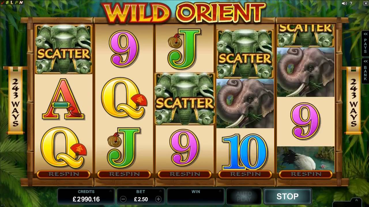 Spiele Wild Orient - Video Slots Online