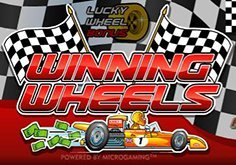 Winning Wheels Pokie Logo