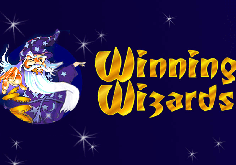 Winning Wizards Pokie Logo