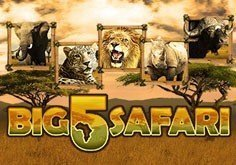 Big 5 Safari Pokie Logo