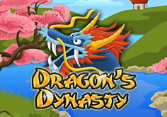 Dragon 8217s Dynasty Pokie Logo