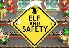 Elf And Safety Pokie Logo