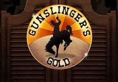 Gunslinger 8217s Gold Pokie Logo
