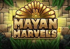 Mayan Marvels Pokie Logo