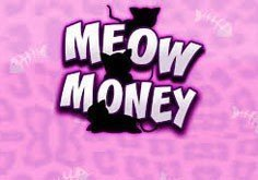 Meow Money Pokie Logo