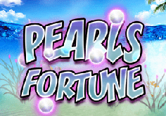 Pearls Fortune Pokie Logo