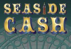 Seaside Cash Pokie Logo