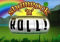 Shamrock 8216n 8217 Roll Pokie Logo